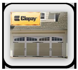 Clopay Residential Albany Overhead Door