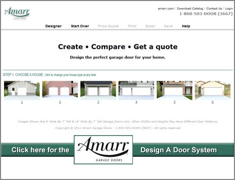 Amarr's Design-A-Door System