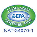 Koops Overhead Doors is a Lead Safe certified firm